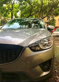 Foto venta Auto Seminuevo Mazda CX-5 2.0L i Grand Touring (2015) color Aluminio precio $270,000