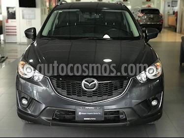 Foto venta Auto Seminuevo Mazda CX-5 2.0L i Grand Touring (2014) color Gris Meteoro precio $230,000