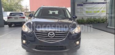 Foto venta Auto Seminuevo Mazda CX-5 2.0L i Grand Touring (2016) color Azul Marino precio $303,000