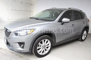 Foto venta Auto Seminuevo Mazda CX-5 2.0L i Grand Touring (2015) color Gris precio $284,000