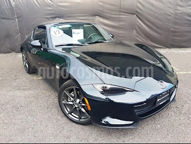 Foto venta Auto Seminuevo Mazda CX-5 2.0L i Grand Touring (2017) color Negro