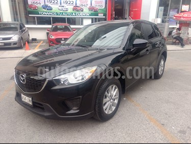 Foto venta Auto Usado Mazda CX-5 2.0L i Sport (2015) color Negro precio $245,000