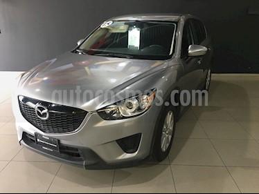 Foto venta Auto Usado Mazda CX-5 2.0L i Sport (2015) color Aluminio precio $265,000
