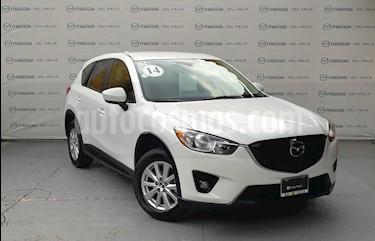 Foto venta Auto Usado Mazda CX-5 2.0L i Sport (2014) color Blanco precio $235,000