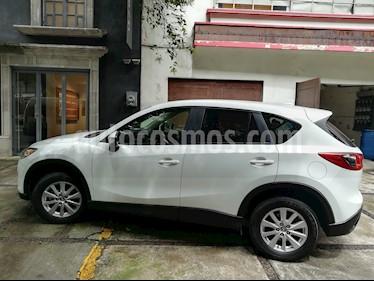 Foto venta Auto usado Mazda CX-5 2.0L i Sport (2015) color Blanco Perla precio $275,000