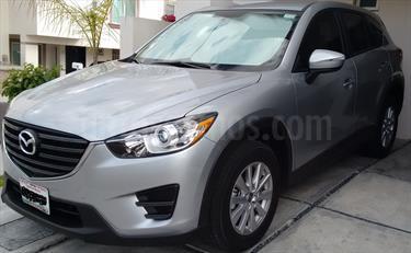Foto venta Auto usado Mazda CX-5 2.0L i (2016) color Gris Meteoro precio $290,000