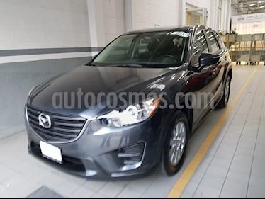 Foto venta Auto Seminuevo Mazda CX-5 2.0L i (2016) color Gris Meteoro precio $268,000