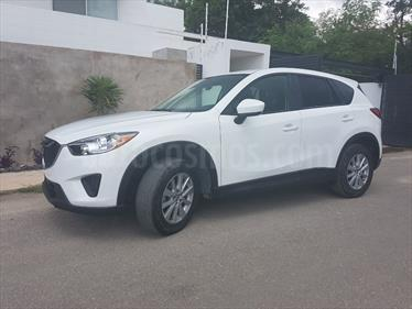 Foto venta Auto Seminuevo Mazda CX-5 2.0L iSport (2015) color Blanco Cristal precio $265,000