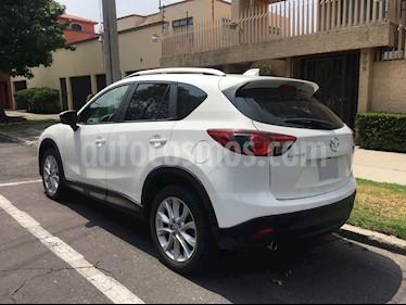Foto venta Auto Seminuevo Mazda CX-5 2.0L iSport (2014) color Blanco precio $244,000