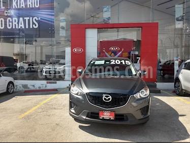 Foto venta Auto Seminuevo Mazda CX-5 2.0L iSport (2015) color Gris precio $250,000