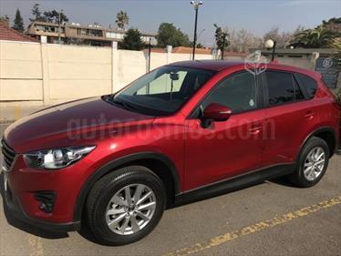 Foto venta Auto usado Mazda CX-5 2.0L R 4x2 Aut (2016) color Rojo precio $14.200.000