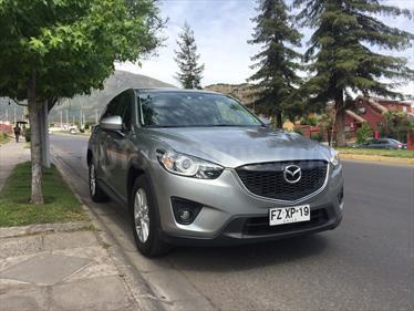 Foto venta Auto usado Mazda CX-5 2.0L R 4x2 Aut (2014) color Plata Gris precio $11.490.000