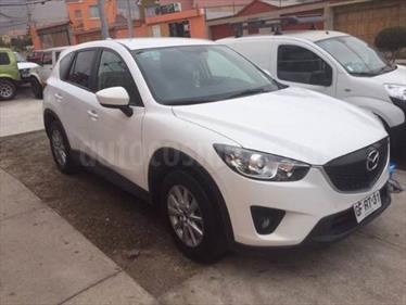 Foto venta Auto usado Mazda CX-5 2.0L R 4x2 Aut (2014) color Blanco Mica precio $4.800.000