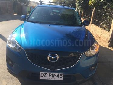 Foto venta Auto usado Mazda CX-5 2.0L R 4x2 Aut (2012) color Azul precio $4.600.000