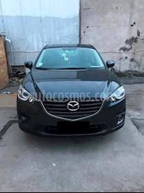 Mazda CX-5 2.0L R 4x2 Aut usado (2016) color Gris Mica precio $13.600.000