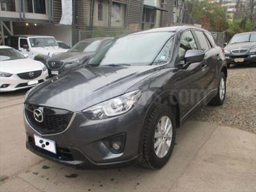 Foto venta Auto usado Mazda CX-5 2.5L 4x4 Aut (2015) color Negro precio $17.350.000