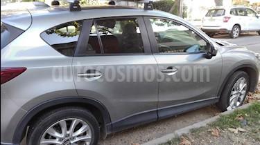 Mazda CX-5 2.5L 4x4 Aut usado (2014) color Gris Mica precio $13.300.000