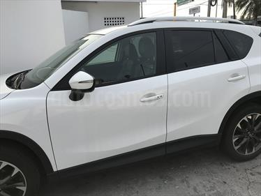 Foto venta Auto Seminuevo Mazda CX-5 2.5L S Grand Touring 4x2 (2016) color Blanco Cristal precio $295,000