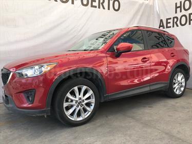 Foto venta Auto Seminuevo Mazda CX-5 2.5L S Grand Touring 4x2 (2014) color Rojo precio $275,000