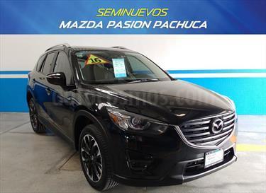 Foto venta Auto Seminuevo Mazda CX-5 2.5L S Grand Touring 4x2 (2016) color Negro precio $389,000