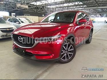 Foto venta Auto usado Mazda CX-5 2.5L S Grand Touring 4x2 (2018) color Rojo precio $460,000