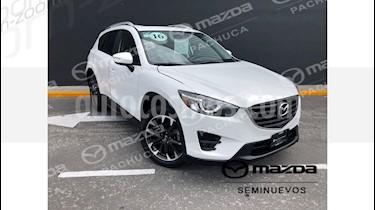 Foto venta Auto Usado Mazda CX-5 2.5L S Grand Touring 4x2 (2016) color Blanco Cristal precio $339,000