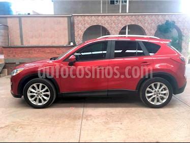 Foto venta Auto Seminuevo Mazda CX-5 2.5L S Grand Touring 4x2 (2014) color Rojo precio $218,000