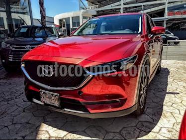 Foto venta Auto Seminuevo Mazda CX-5 2.5L S Grand Touring 4x2 (2018) color Rojo precio $427,000