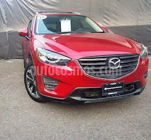 Foto venta Auto Seminuevo Mazda CX-5 2.5L S Grand Touring 4x2 (2016) color Rojo precio $335,000