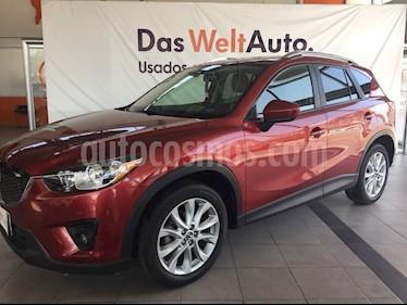 Foto venta Auto Seminuevo Mazda CX-5 2.5L S Grand Touring 4x2 (2014) color Rojo precio $260,000