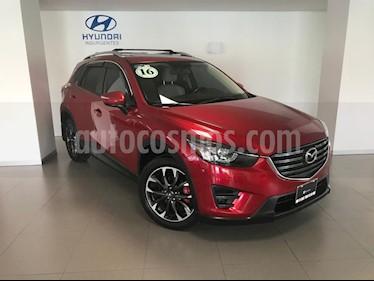 Foto venta Auto Seminuevo Mazda CX-5 2.5L S Grand Touring 4x2 (2016) color Rojo precio $320,000