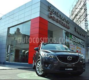 Foto venta Auto Seminuevo Mazda CX-5 2.5L S Grand Touring 4x2 (2014) color Gris Meteorito precio $258,000