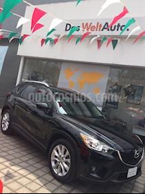 Foto venta Auto Seminuevo Mazda CX-5 2.5L S Grand Touring 4x2 (2015) color Negro Carbon precio $295,000