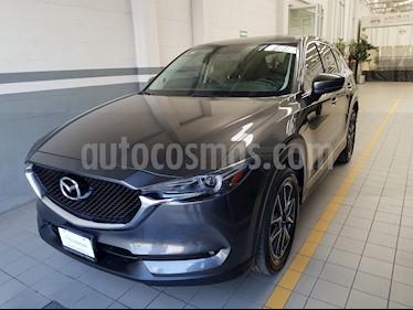 Foto venta Auto Seminuevo Mazda CX-5 2.5L S Grand Touring 4x2 (2018) color Gris Meteoro precio $415,000