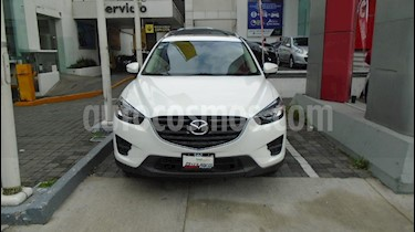 Foto venta Auto Seminuevo Mazda CX-5 2.5L S Grand Touring 4x4 (2016) color Blanco precio $315,000
