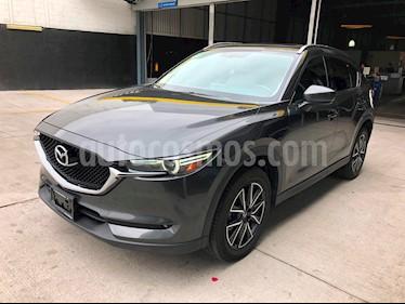 Foto venta Auto Seminuevo Mazda CX-5 2.5L S Grand Touring 4x4 (2018) color Gris Meteoro precio $454,900