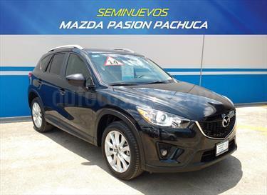 Foto venta Auto Seminuevo Mazda CX-5 i Grand Touring  (2014) color Negro precio $280,000