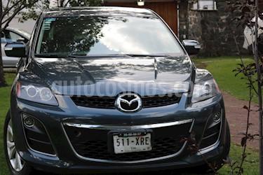 Foto venta Auto usado Mazda CX-7 Grand Touring AWD (2011) color Gris Galactico precio $165,000