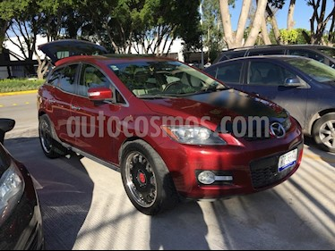 Foto venta Auto usado Mazda CX-7 Grand Touring AWD (2009) color Rojo Cobre precio $124,000