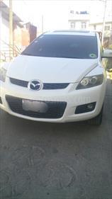 Foto venta Auto usado Mazda CX-7 Grand Touring (2009) color Blanco precio $155,000