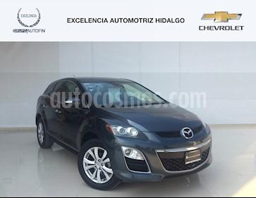 Foto venta Auto Usado Mazda CX-7 i Grand Touring 2.5L (2012) color Gris Metropolitano precio $180,000
