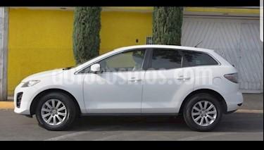 Foto venta Auto usado Mazda CX-7 i Grand Touring 2.5L (2011) color Blanco precio $152,000