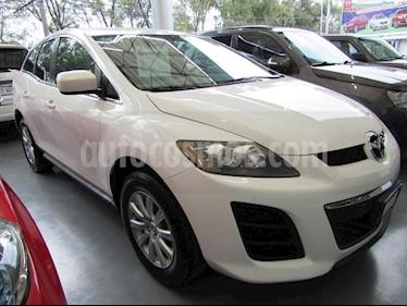 Foto venta Auto Usado Mazda CX-7 i Sport 2.5L (2011) color Blanco precio $169,000