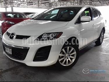 Foto venta Auto Seminuevo Mazda CX-7 i Sport 2.5L (2010) color Blanco Cristal precio $135,000