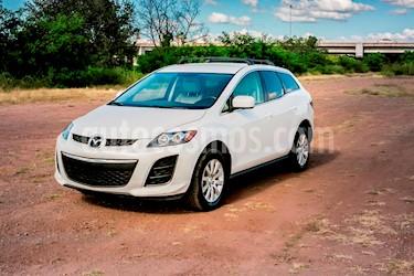 Foto venta Auto usado Mazda CX-7 i Sport 2.5L (2011) color Blanco Cristal precio $185,000