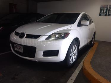 Foto venta Auto usado Mazda CX-7 Sport (2008) color Blanco precio $129,000