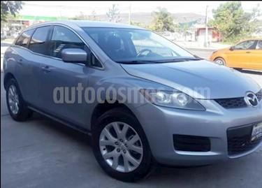 Foto venta Auto usado Mazda CX-7 Sport (2009) color Gris Galactico precio $130,000