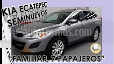 Foto venta Auto Usado Mazda CX-9 Grand Touring AWD (2010) color Gris precio $195,200