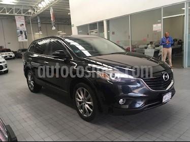 Foto venta Auto Usado Mazda CX-9 Grand Touring (2015) color Negro precio $339,000