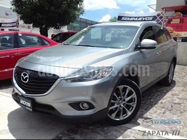 Foto venta Auto Usado Mazda CX-9 Grand Touring (2015) color Aluminio precio $368,000